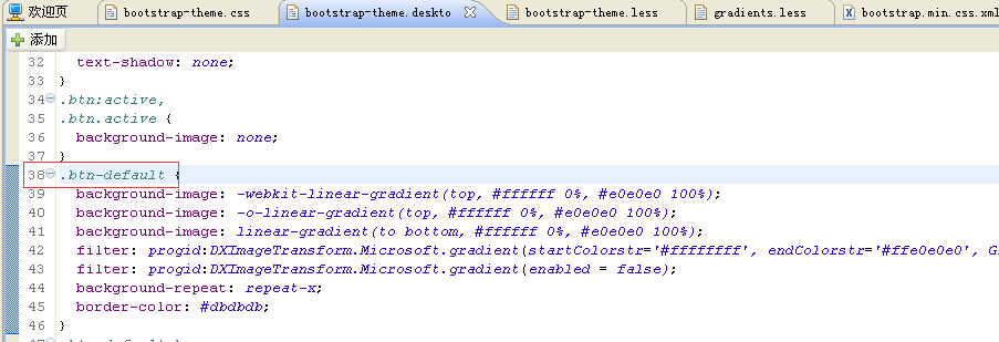 bootstrap-theme.desktop.css第38行